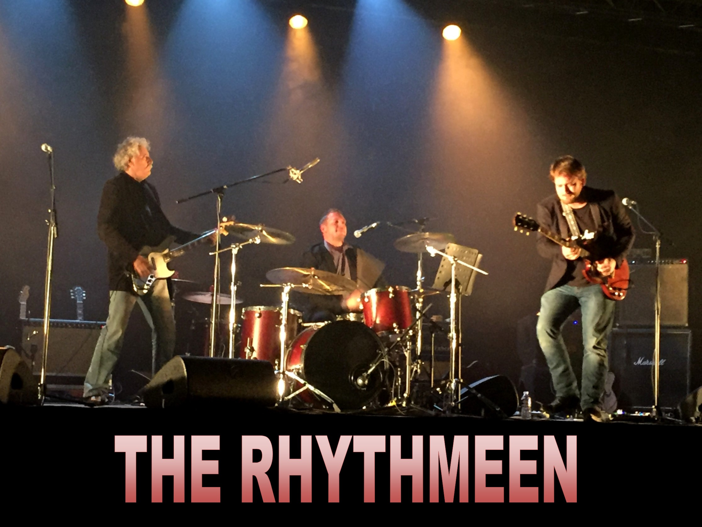 THE RYHTHMEEN